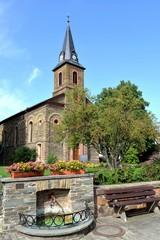 Sankt Ferrutius mit Brunnen Bad Camberg Würges