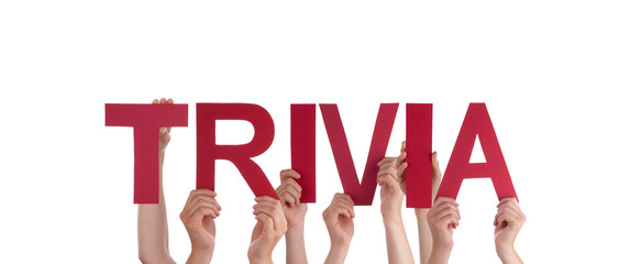 People Holding Trivia