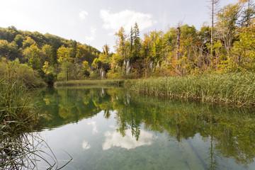 Lac de Plitvice-Plitvicka