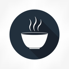 bowl smoke icon