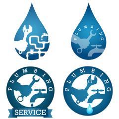 Plumbing repairs and water supply, set