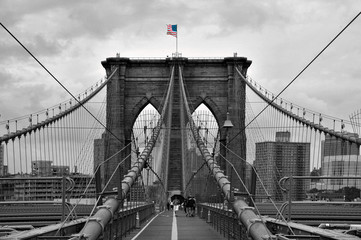 Brooklyn Bridge New-York
