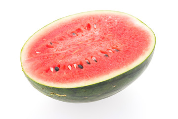 Watermelon isolated on white background