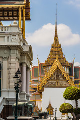 Phra Thinang Dusit Maha Prasat buildings