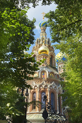 Savior on Spilled Blood, St. Petersburg