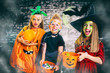 halloween kids - 71123326