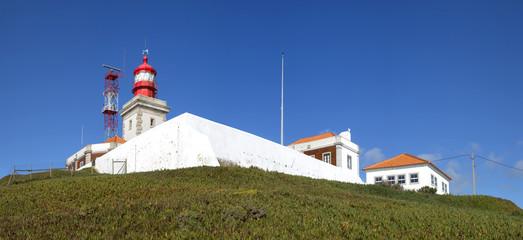 Cabo da Roca Lighthouse, Sintra, Portugal.