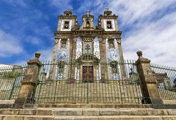 Portugal, Porto: Church of Santo Ildefonso