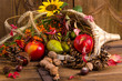 canvas print picture - Cornucopia