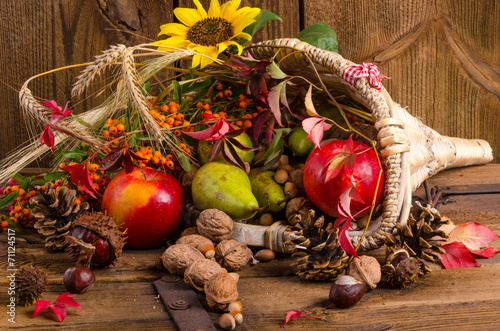 canvas print picture Cornucopia