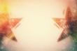 gelb-goldene Sterne - Hintegrund...