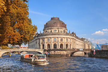 Autumn in Berlin, Germany