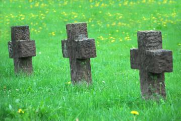 Kriegsopfer-Gedenkkreuze