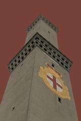 Leuchtturm in Genua
