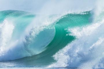 Wave Breaking Water Power