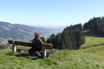 Allgäu -  Hündlekopf - Imberg