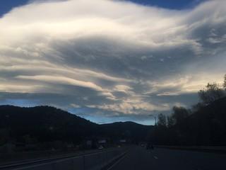 nubes gigantes