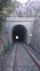 Light at the end if the tunnel