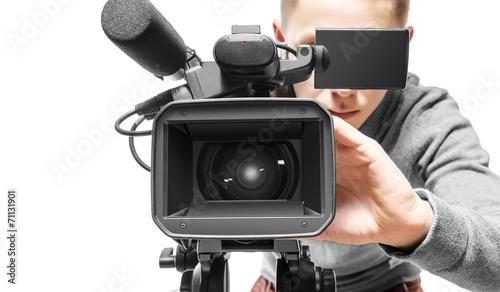 Video camera operator - 71131901