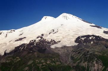 Mountain Elbrus.