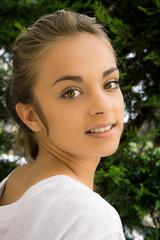 jolie jeune fille