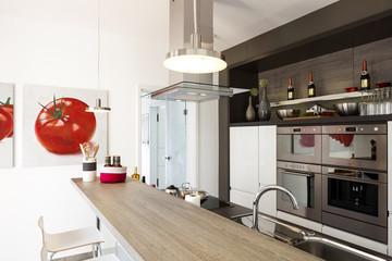 Einbauküche © Matthias Buehner