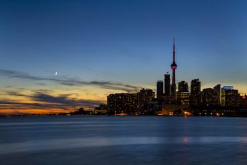 Twilight Toronto