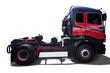 Black carrier truck