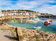 Mousehole Cornwall England
