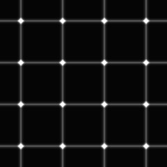 Monochrome seamless square grid background