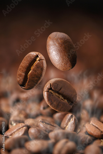 Coffee beans © sumire8
