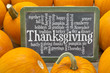 Thanksgiving celebration word cloud