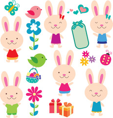 sweet easter clip art