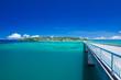 沖縄の海・古宇利大橋