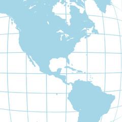 北アメリカ