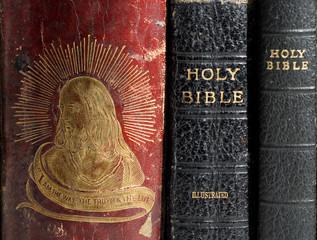 Religious Book Spine