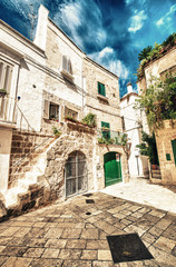 Quaint village of Apulia