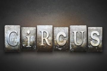 Circus Letterpress