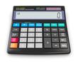 Office electronic calculator