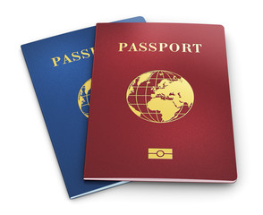 Biometric passports