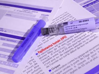 cancer du col de l'utérus,vaccination