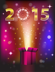 Gift card 2015