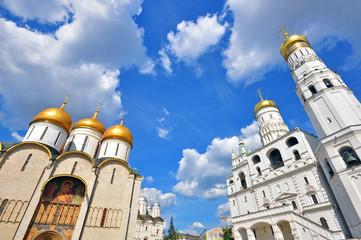 Moscow churchs, Russia