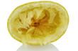 canvas print picture - ausgepresste Zitrone