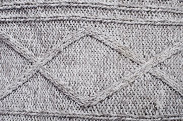 knitted structure