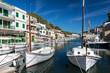 canvas print picture - XXX Alter Bootshafen in Cala Figuera, Mallorca - 3882