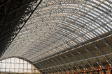 Kings Cross Railway Station roof