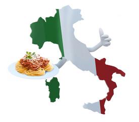 Italian spaghetti concepts