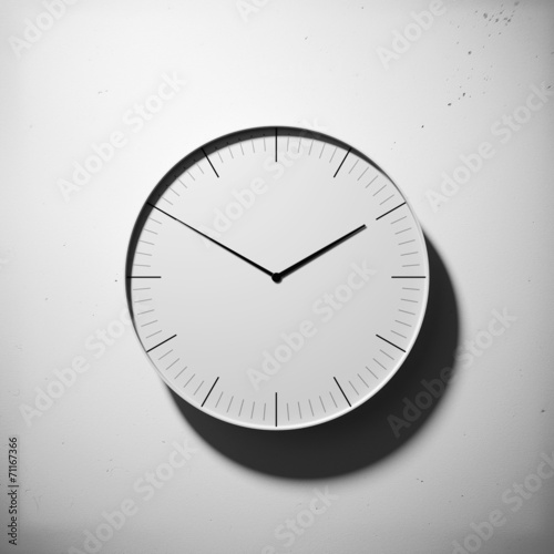Clock on the wall - 71167366