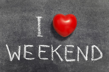 love weekend